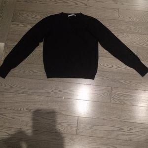 Black light sweater by Zara